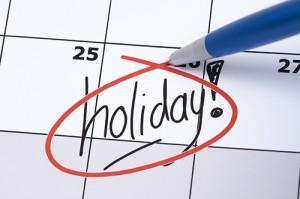 Southwest university Holiday Hours
