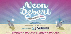 Neon Desert Music Festival 2017