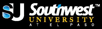 SU logo white